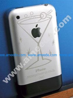 Laser Engraving the First Generation iPhone