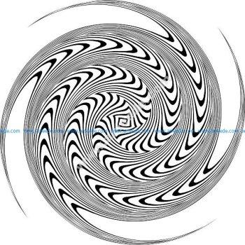 Mandala a colorier difficile 2