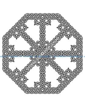 Mandala celtique 18