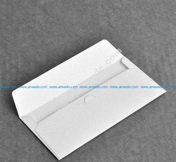 Paper envelope 220×110