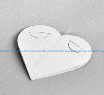 Valentine card 001