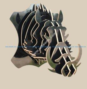 Warthog Pumbaa 3macm
