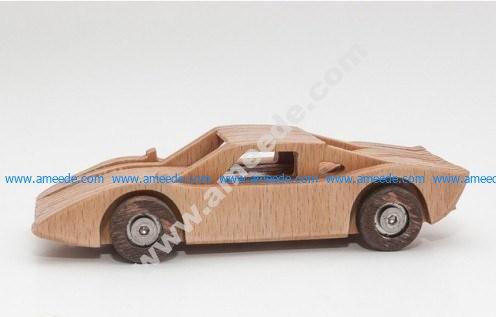 1964 Porsche 904 GT simplified