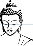 Budhha Face