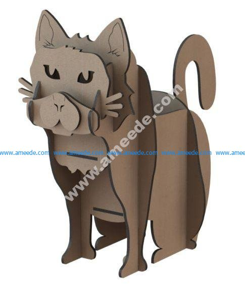 Cat Remote Control Holder