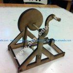 Da Vinci's Cam Hammer