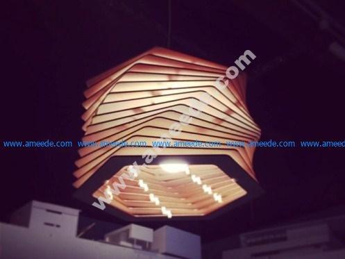 Helix Lamp Shade 2