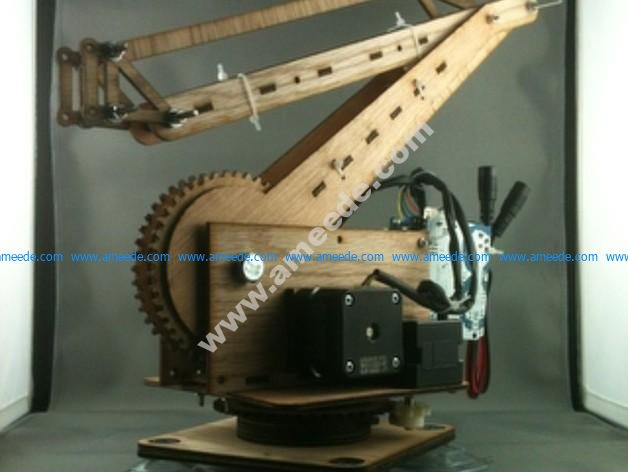 Palletizing Robot Arm