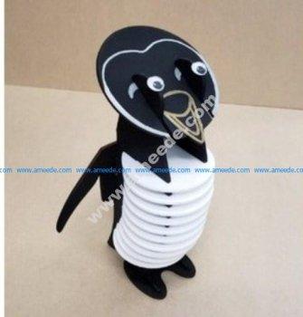 Penguin Coasters