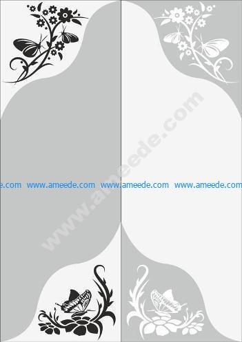 Sandblast Pattern 2245