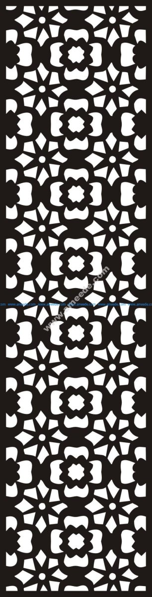 Lattice Patterns Vector