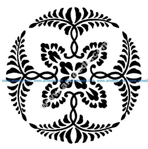 Circular Circle Design