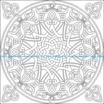Islamic Decorative Pattern