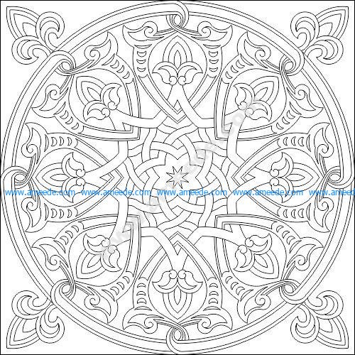 Islamic Decorative Pattern