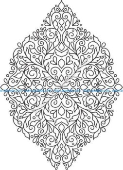 Decor Vector Set cdr File 2