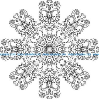 Ethnic Pattern 3