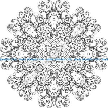 Ethnic Pattern set 1