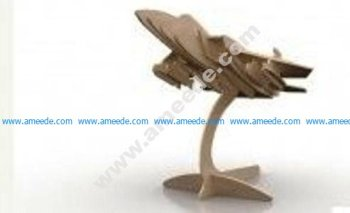 F15 fighter model