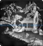 3D Grayscale Relief (.bmp) format BMP