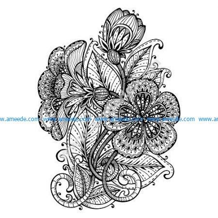 Fancy Flower Decor