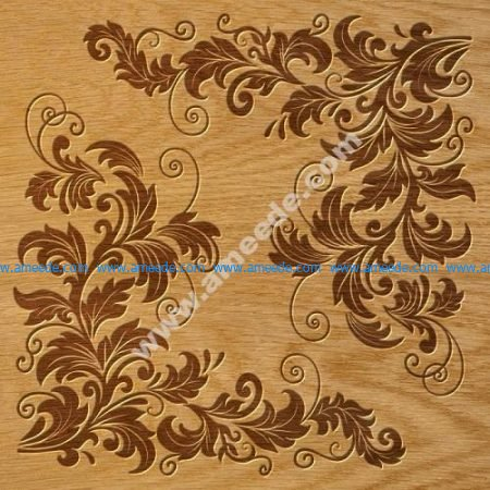 Ornament Pattern Free Vector