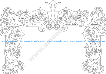 Wedding Decor Laser Cut