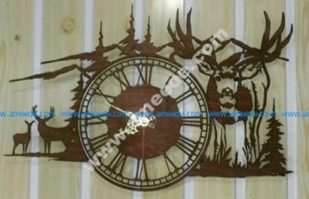 antelope clock