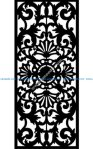 Decorative Screen Pattern 28