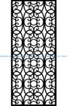Decorative Screen Pattern 31