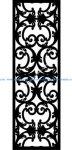 Decorative Screen Pattern 47