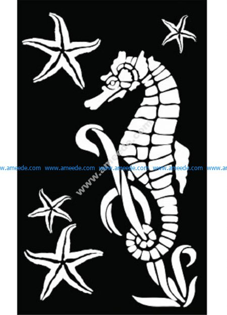 Decorative Screen Pattern 55