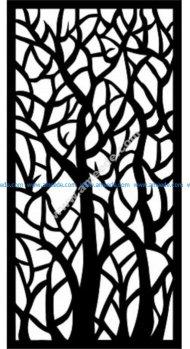 Decorative Screen Pattern 6