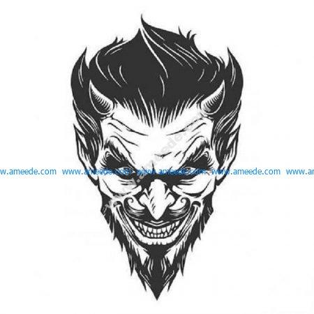 Detailed devil