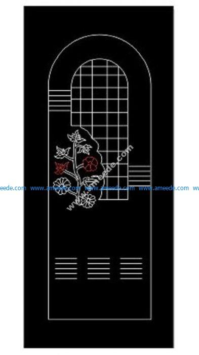 Door model 7