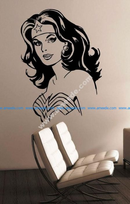 Girl Wall Art