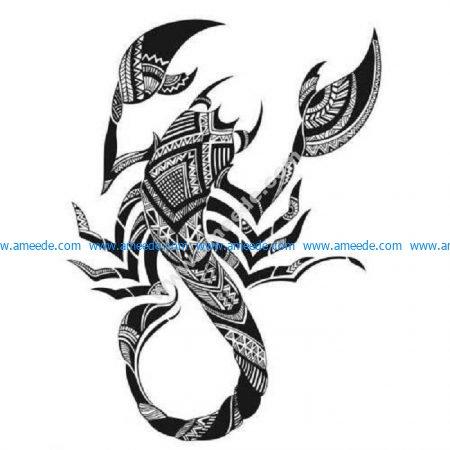 Zen scorpion