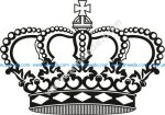 the crown of the queen of England