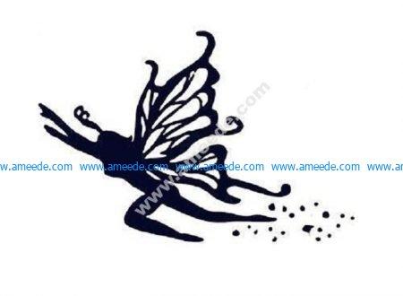 Flying fairy 2