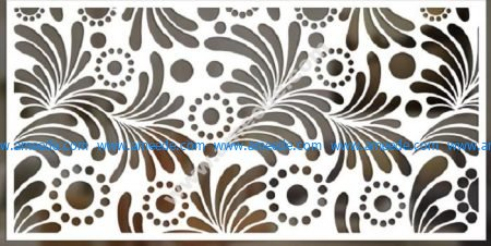 Decorative leaves motifs