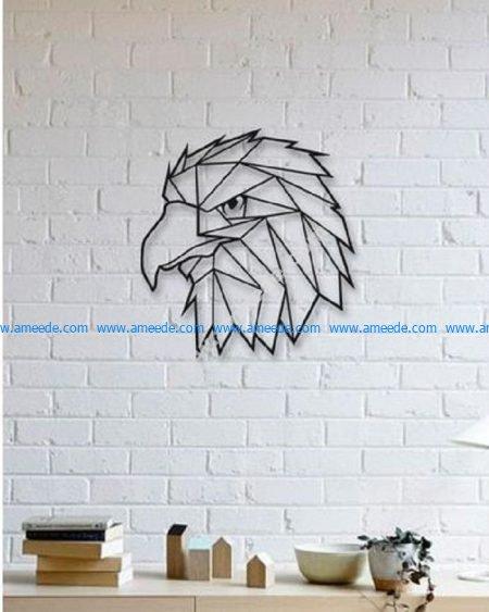 Eagle Wall Sculpture