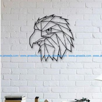 Eagle Wall Sculpture