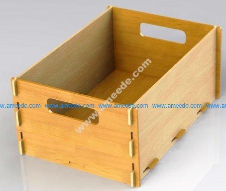 Laser Cut Box 4mm