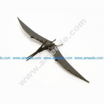 Pteranodon 3D Puzzle Laser Cut