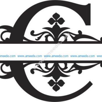Regal Split Font C