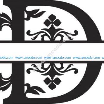 Regal Split Font D
