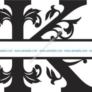 Regal Split Font K