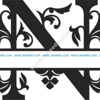 Regal Split Font N