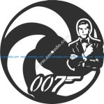 watch of 007 spy