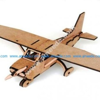 Cessna Airplane Template