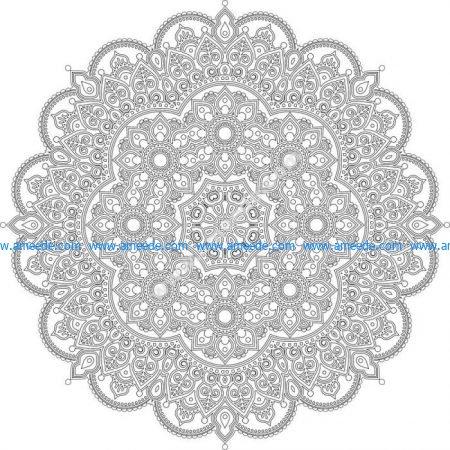 Decor Mandala Design